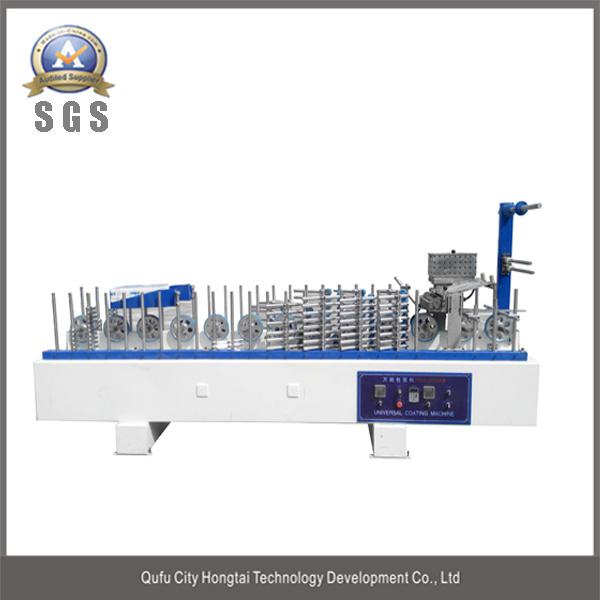 Woodworking Machinery Wfj300A Type Line Cladding Machine
