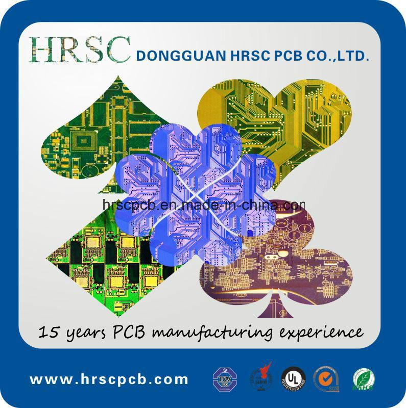 PCBA (PCB Board Assembly) for Telecom Control (PCB-729)