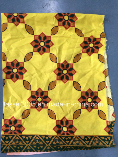African Wax Prints Fabric W2015002