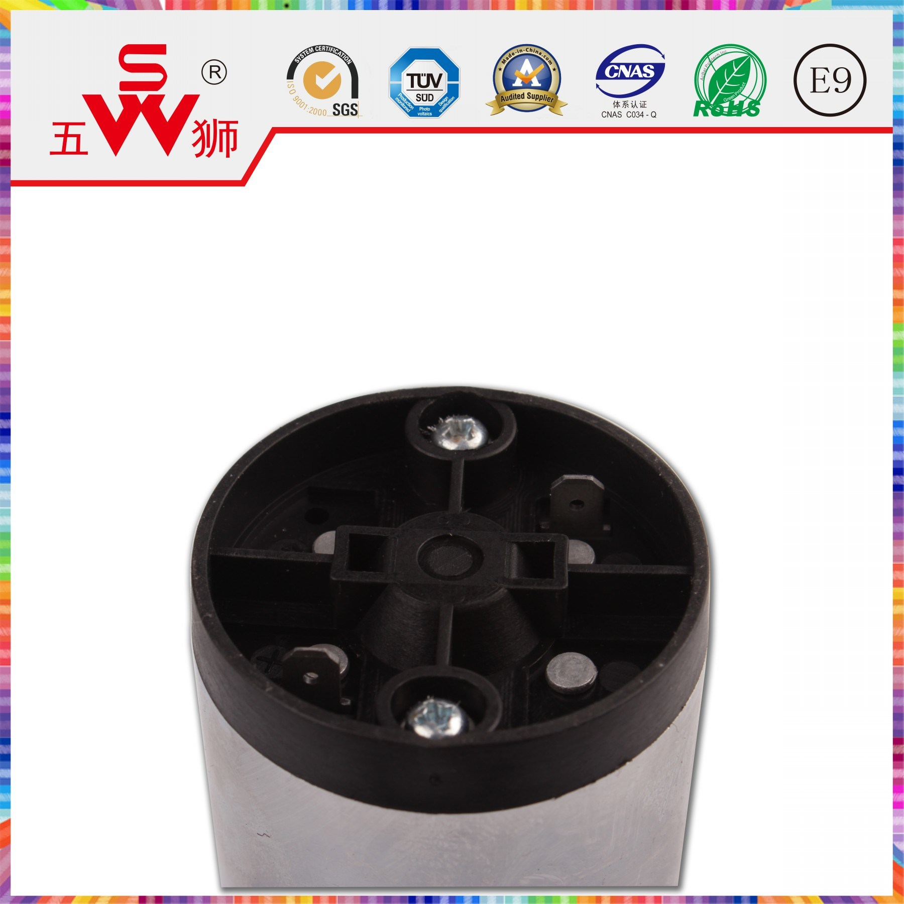 165mm Electric Horn Motor for 5-Way Horn
