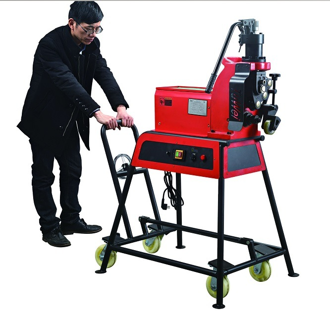 Roll Grooving Machine (TWG-VIIA)