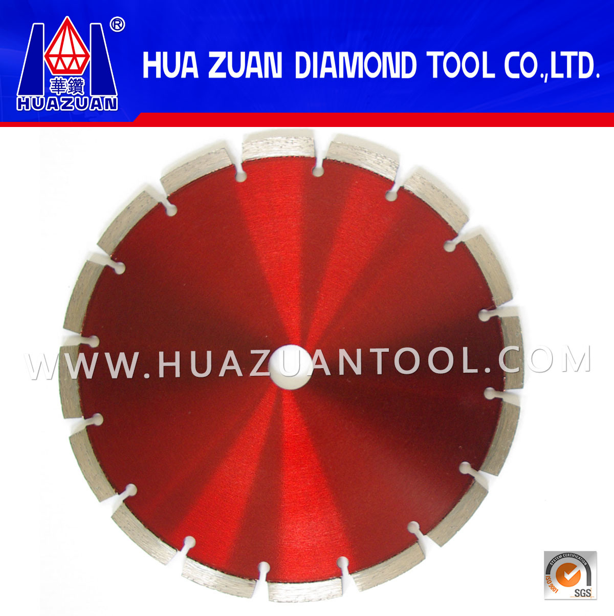 Concrete Saw Blade for Cutting Green Concrete
