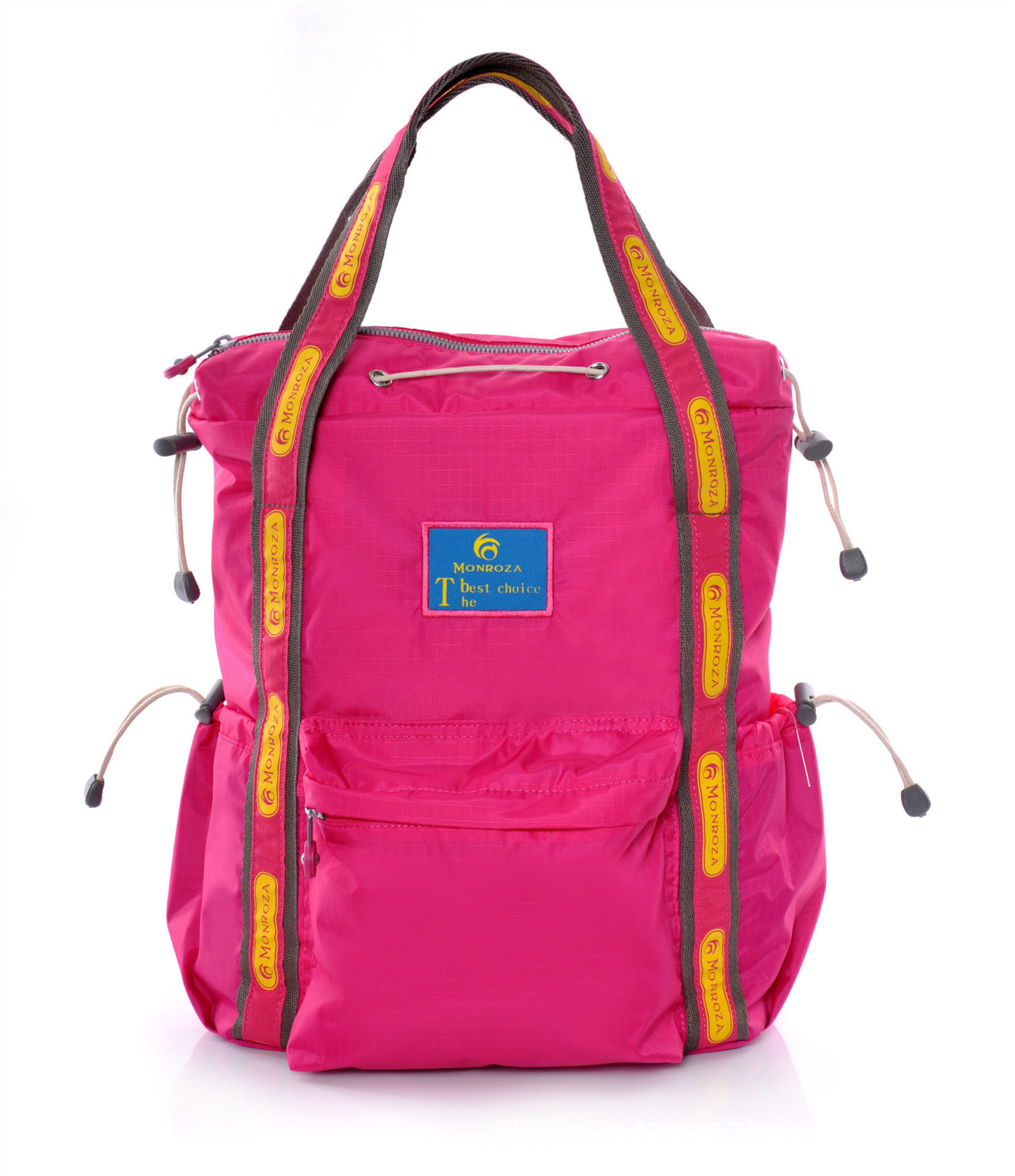 Multifunction Double Shoulder Fashion Leisure Travel Sports Shopping Bag (CY3576)