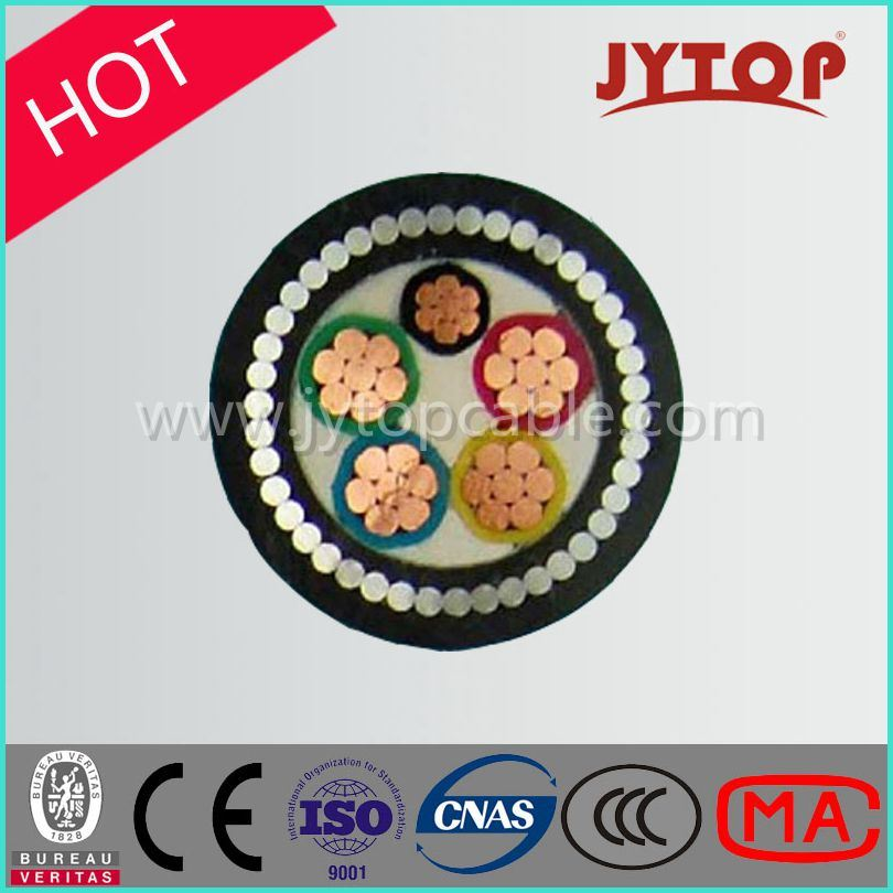 0.6/1kv 5core XLPE Insulation Cable Copper Power Armoured Cable