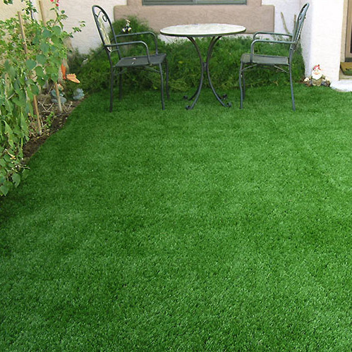 20mm Monofilament PE Plastic Synthetic Grass for Decoration