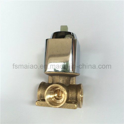 Watermark Approval Bathroom in Wall Brass Shower Mixer (CG615)