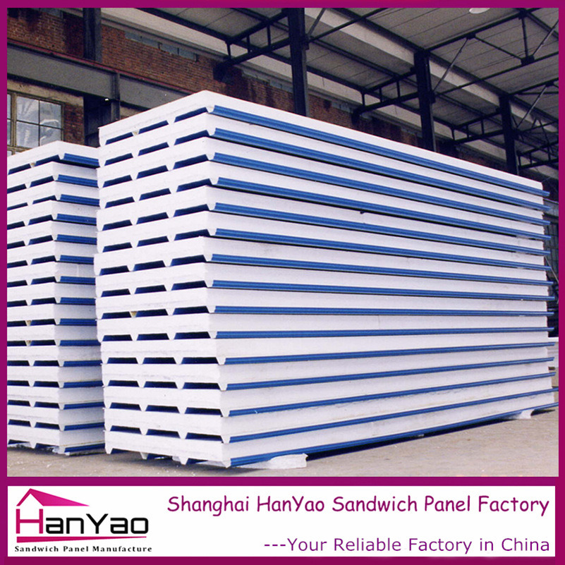 High Quality Color Steel EPS Sandwich Panel