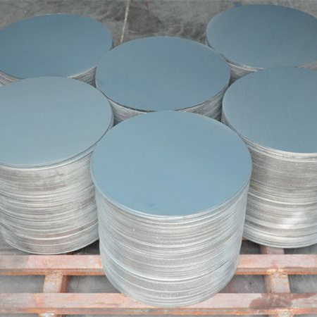 410 Ba One Side Cold Rolled Stainless Steel Circle