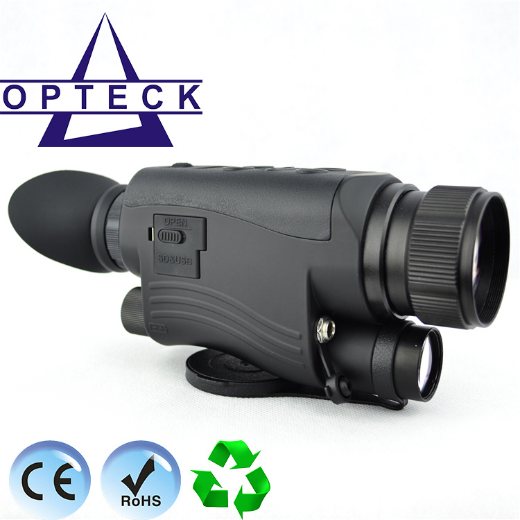 Digital Night Vision with Recording Function Dmsd01-5-20X-44