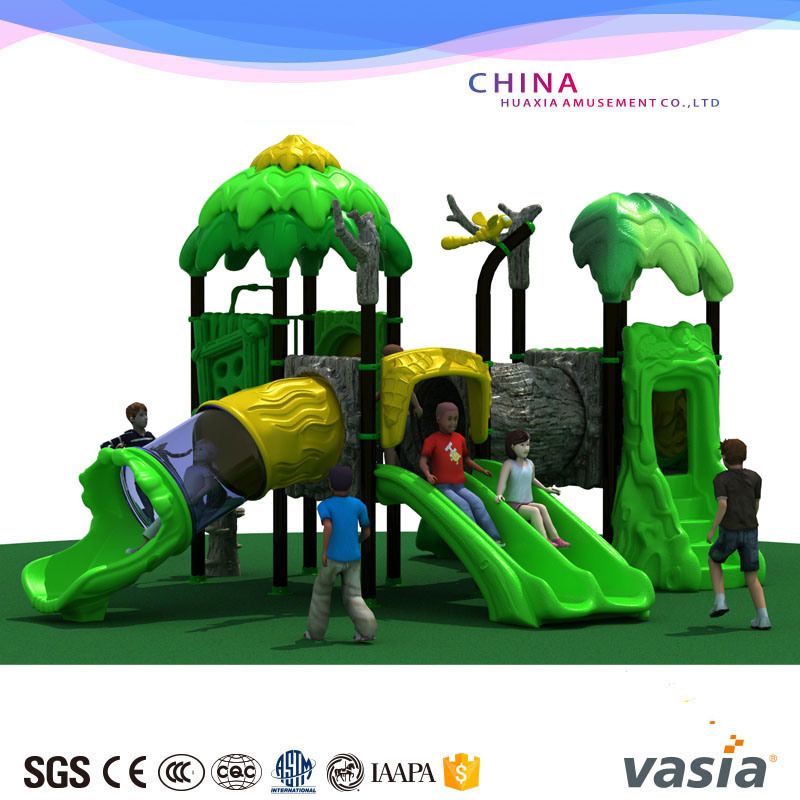 2016 Used Commercial Outdoor Playground for Hot Selling