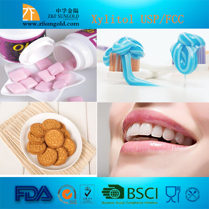 Wholesale Xylitol, Lowest Price Xylitol Powder, CAS No: 87-99-0