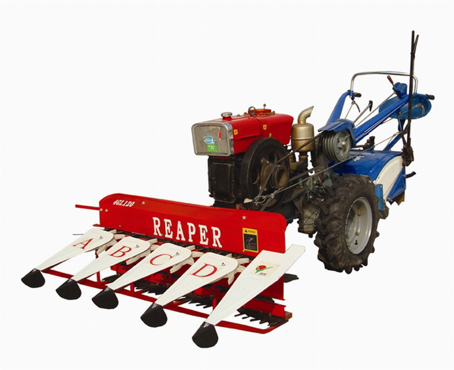 Reaper Header for Df and Sf Power Tiller