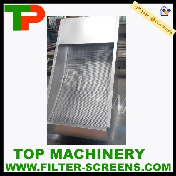 Sieve Bend Screen Filter