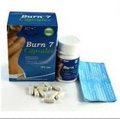 100% Authentic Burn7 Fast Weight Loss Pills Without Side Effect