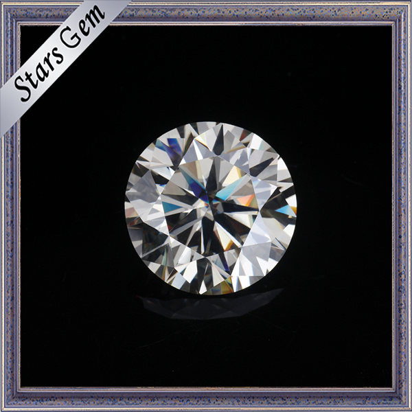 Vvs Good Clarity White Color Lab Created Diamond Moissanite