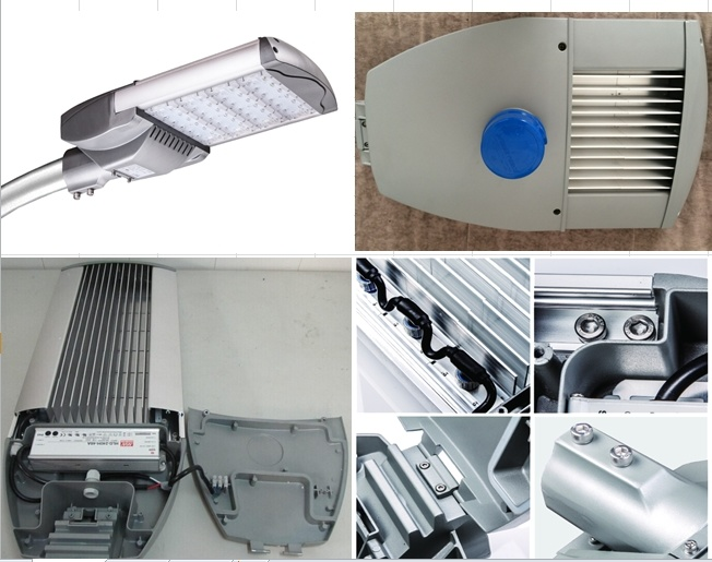 280W LED Street Light 0-10V Dimming