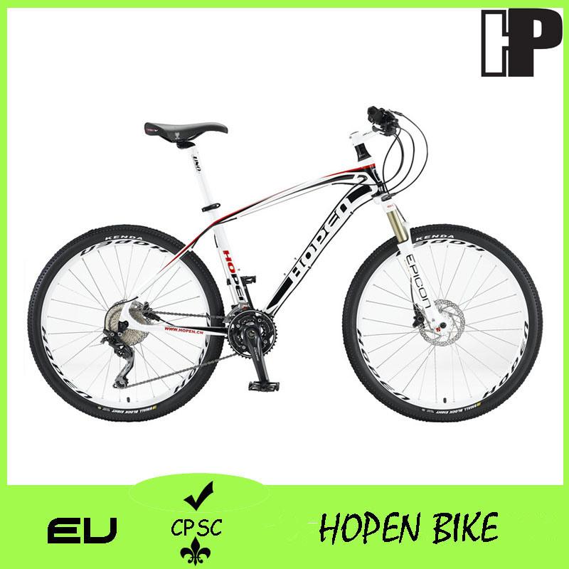 """2016 New Style China Aluminum Mountain Bike, 26"""" 30sp"""