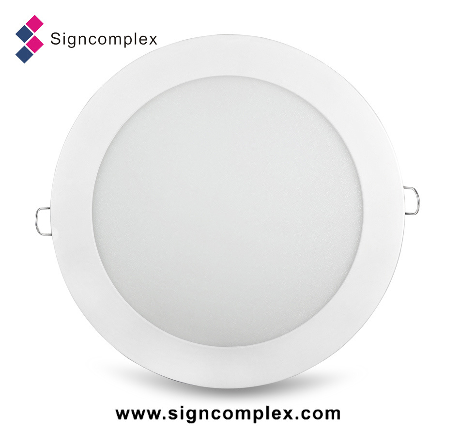 3 Warranty Years 4inch 8W China Round P10 LED Panel with CE RoHS ERP