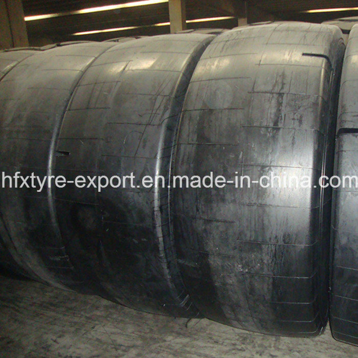 Heavy Loader Tyre, L5 Tread Pattern Tyre 23.5r25 26.5r25 29.5r25 29.5r29 OTR Tyres for Earthmovers Dump Trucks