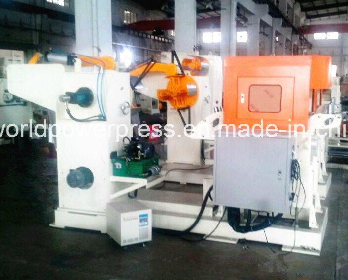 Automatic Press Line Servo CNC Feeder with Straightener