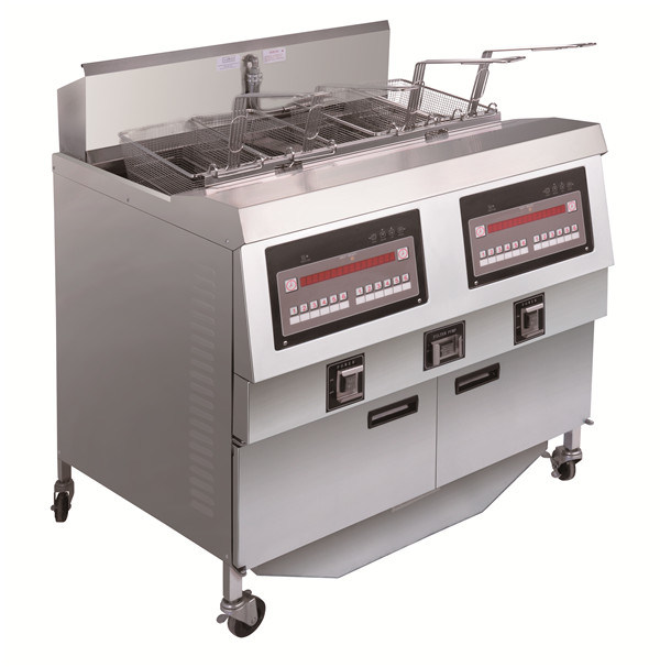 Gas Open Fryer Gas Deep Fryer
