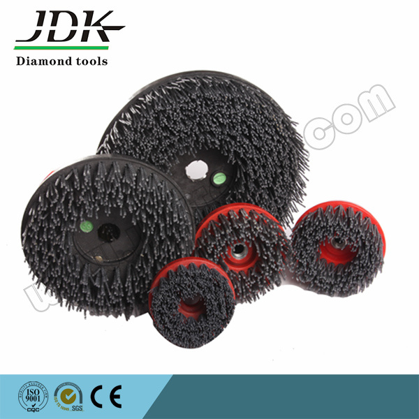 Diamond Frankfurt Brush for Granite