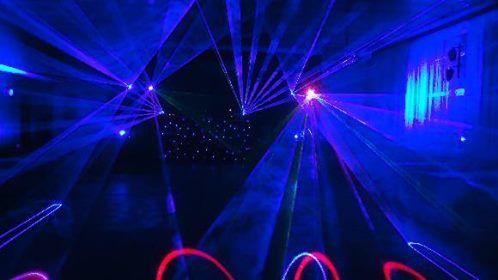 RGB3000 Animation Cartoon Laser Light