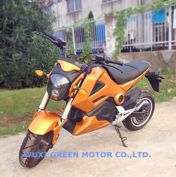 2000W/1500W EEC Electric Bike, Electric Motorcycle, E-Bicycle (Smart Monkey)