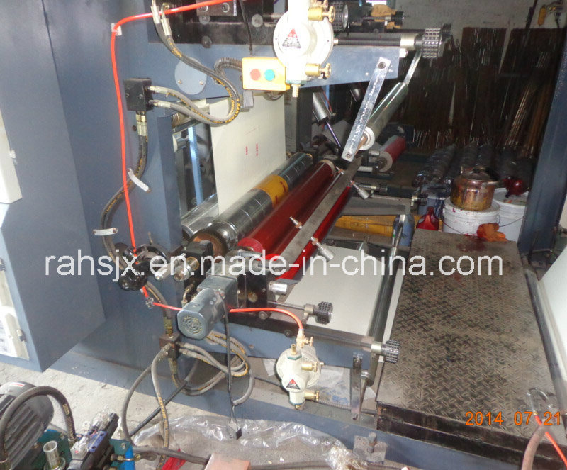 High Speed 2 Colors Flexographic Printing Machine (YTB-21000)