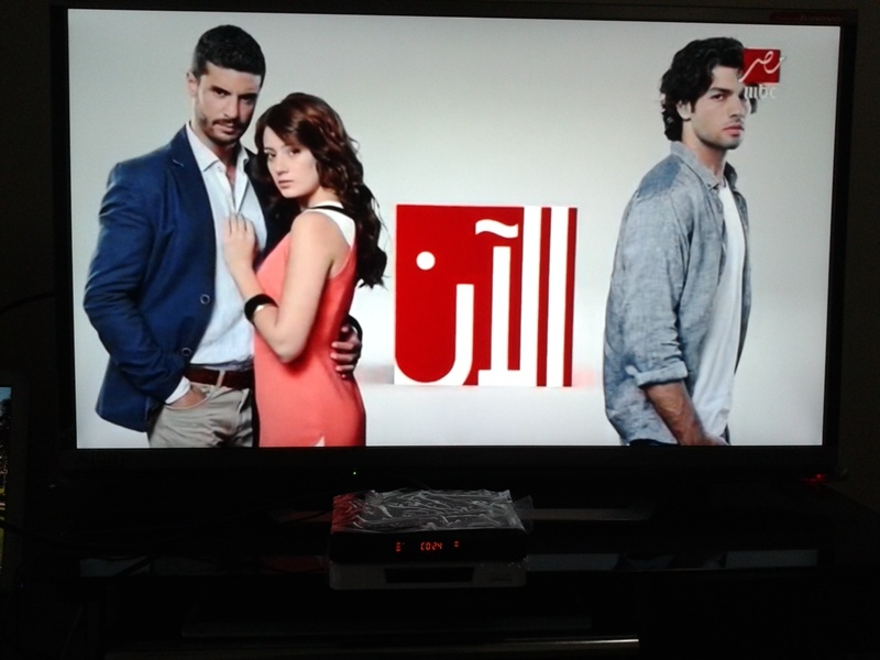 2016 Best HD Arabic IPTV Box with 400 Arabic TV Channels