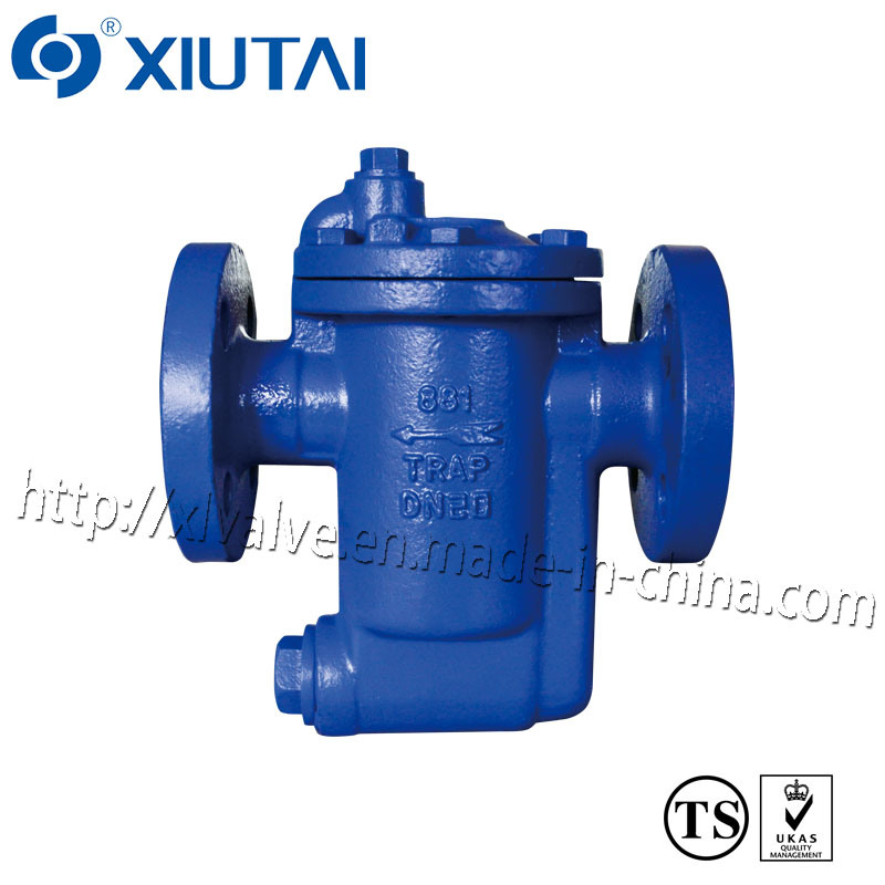 Cast Steel 881 Inverted Bucket Steam Trap (Flanged)