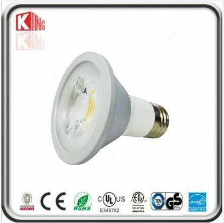 ETL Energy Star 7W Dimmable LED PAR20