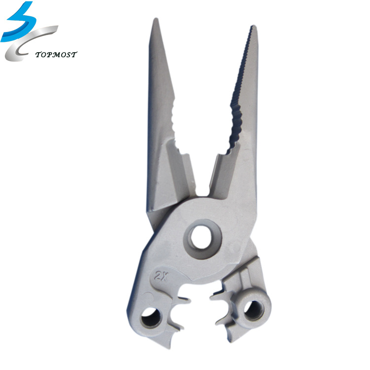 Invest Casting Stainless Steel Hand Tool Pliers Spare Parts