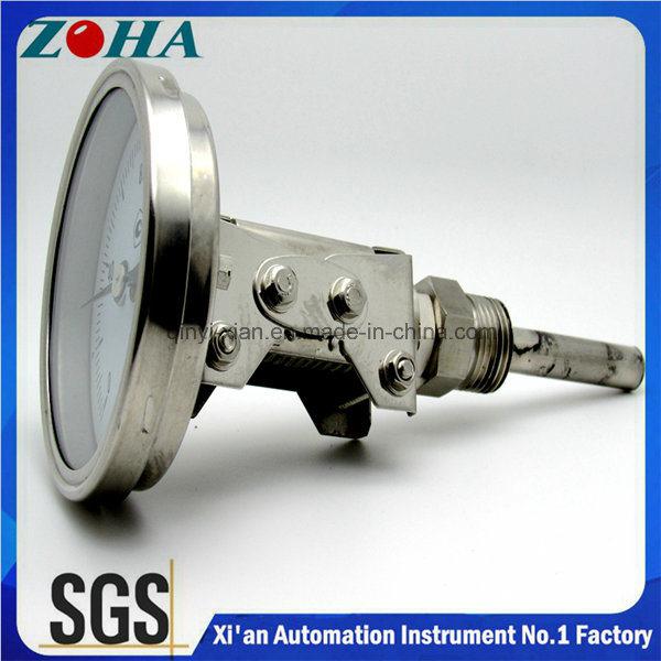 100mm Diameter Universal Type Bi-Metal Thermometer