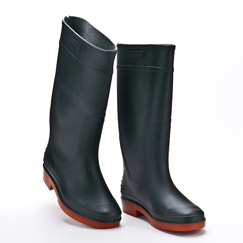 Safety Industrial PVC Rubber Rain Boots