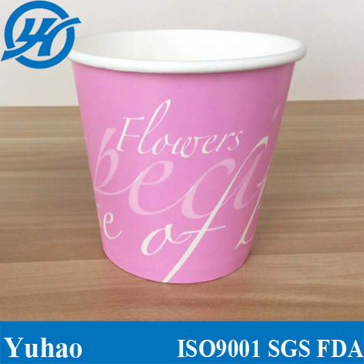 New Arrival 32oz 1000ml Frozen Yogurt Ice Cream Cup with Paper Lids Cups for Ice Cream pictures & photos