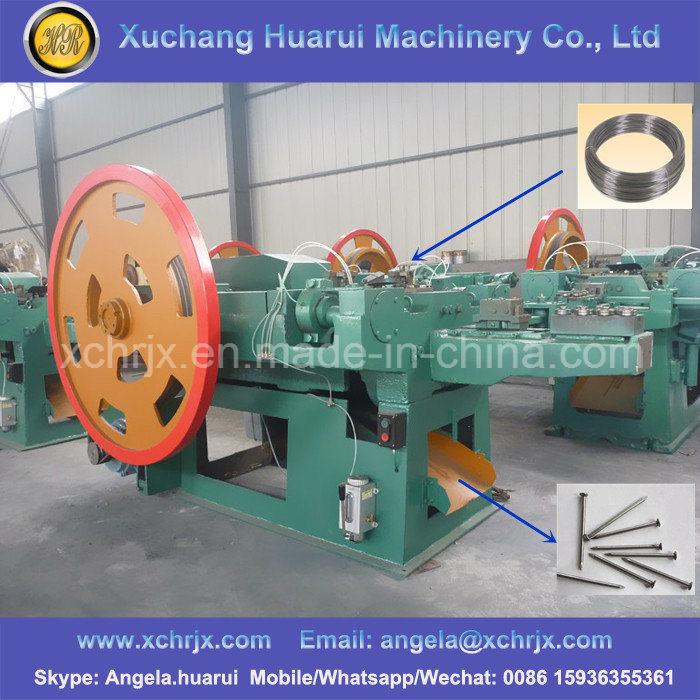 Best Price High Quality Automatic Nail Making Machine Nail Manufacture Machine