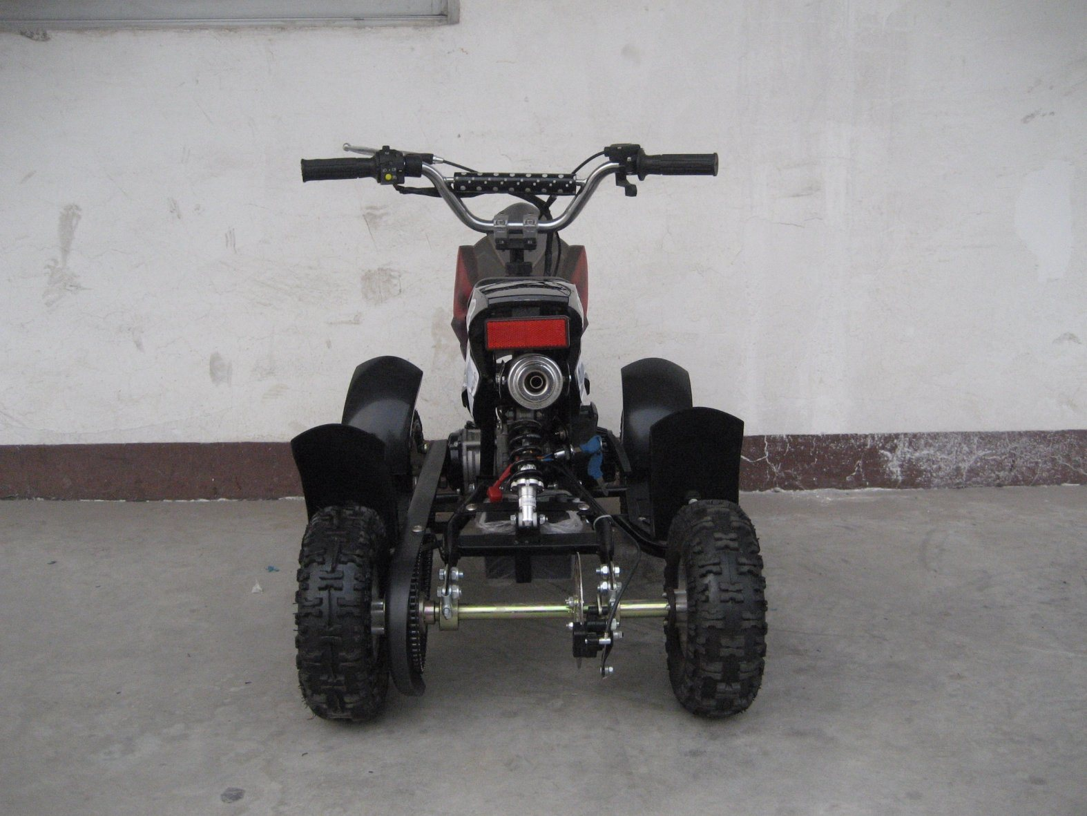 A7-009e 49cc Gas Mini Kids ATV Quad with Ce