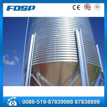High Capacity Wheat Storage Silo Assembly Silo