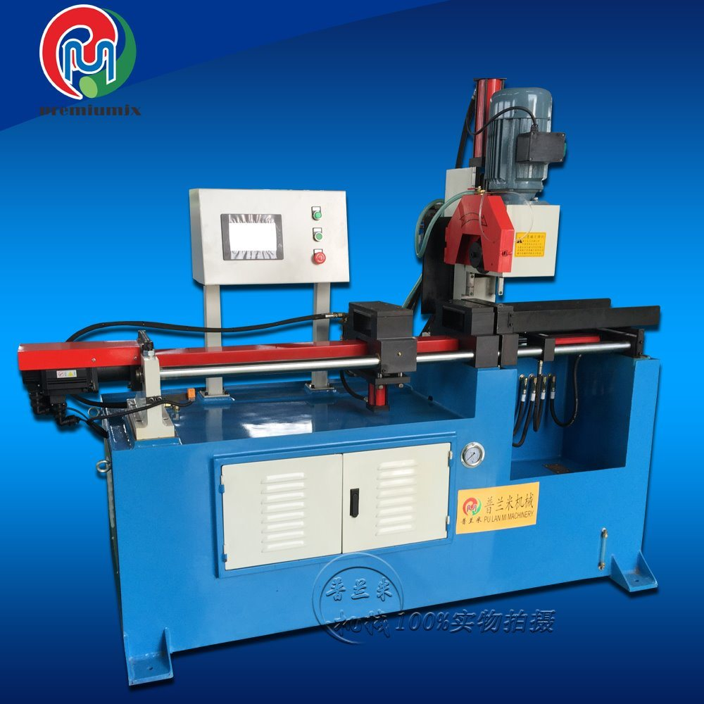 Plm-Qg350nc Sawing Machine for Pipe Cutting