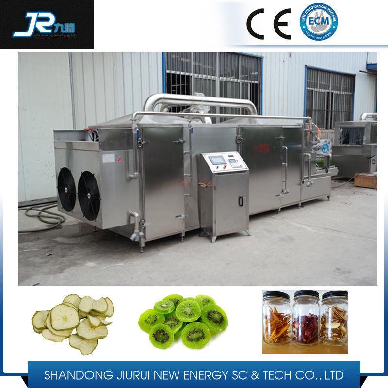 Automatic Multi-Function Seafood Fruit Vegetable Washing\Washer Drying\Dehydrator Machine
