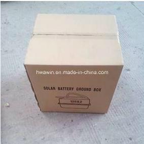 12V-120ah Plastic Buried Solar Battery Box