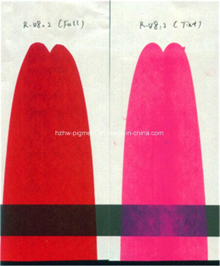 Organic Pigment Brilliant Red Bbc (C. I. P. R. 48: 2)