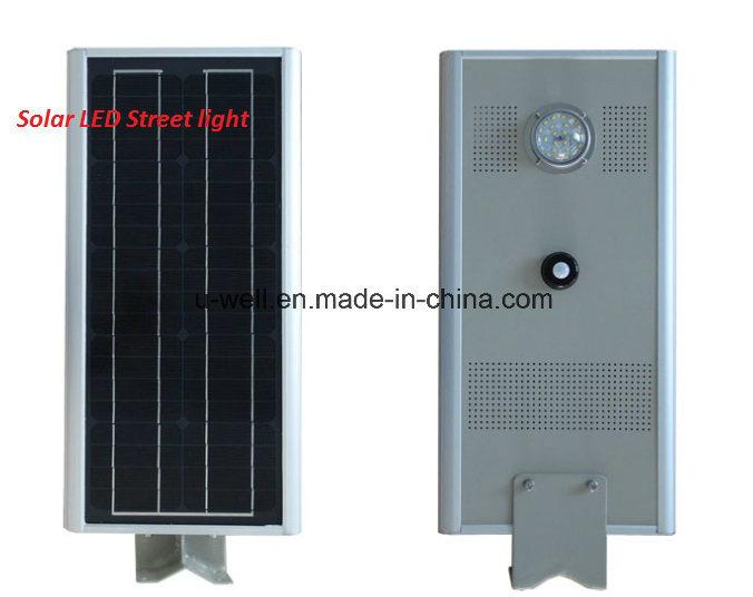 Looking for Solar LED Street Light Price Light  All-in-One  Integrated Solar  LED Street Light