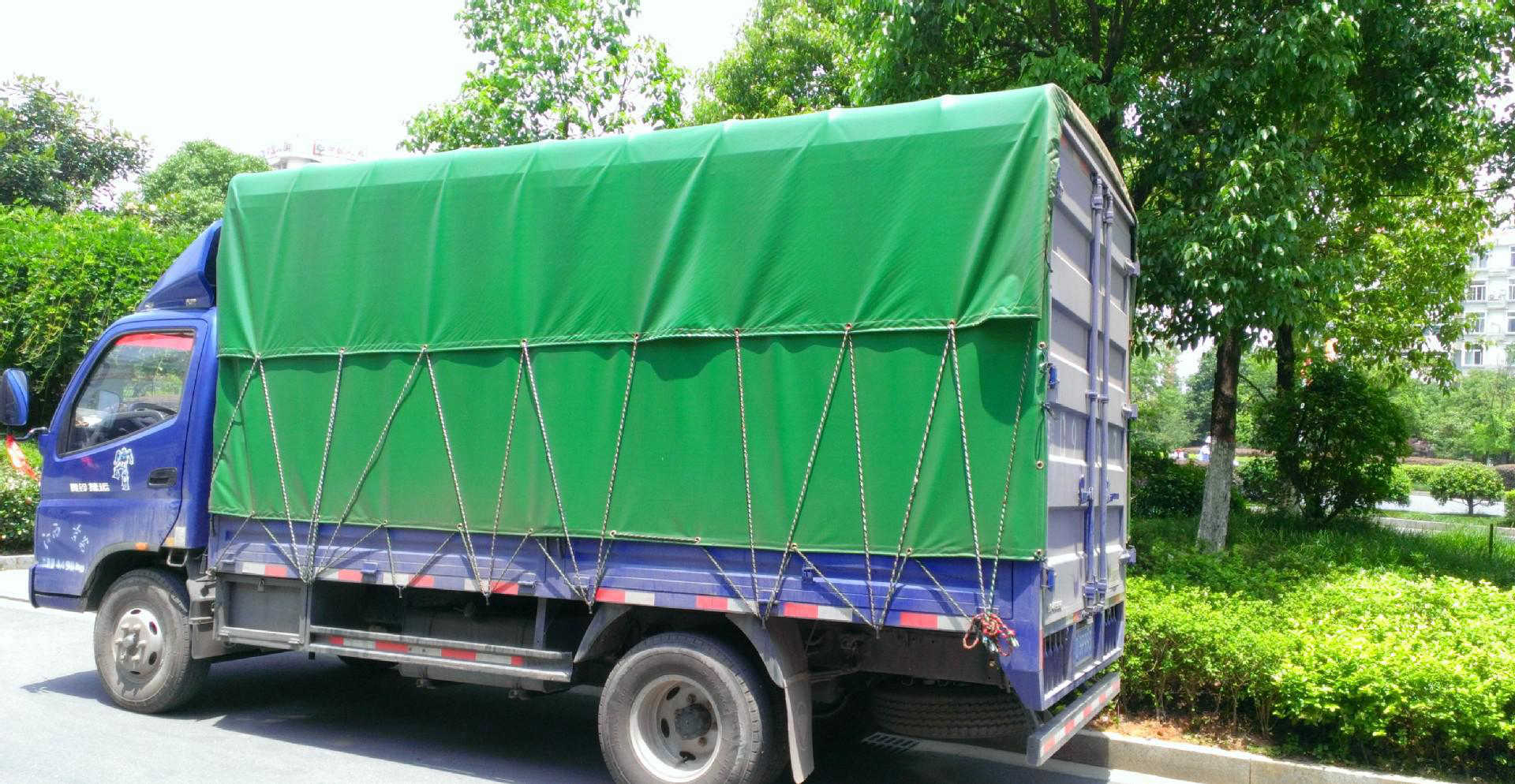 Wear-Resistance PVC Coated Tarpaulin for Truck Cover/Tent