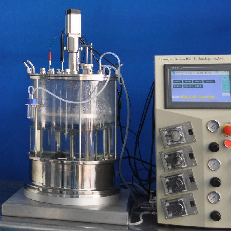30 Lliters Cell Bioreactors (glass)