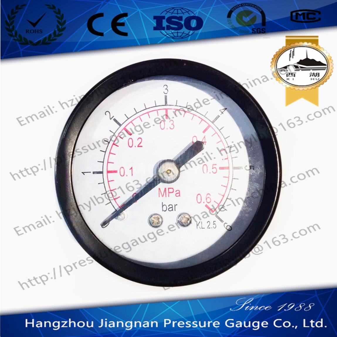 40mm 1.5′′ General Pressure Gauge-Air Pressure Gauge