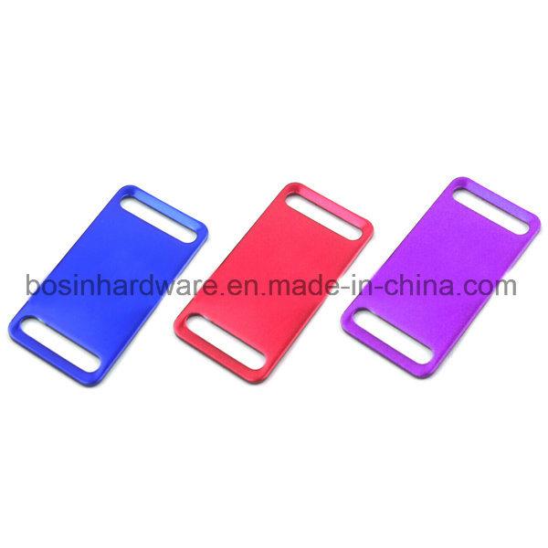 Colored Metal Aluminum Alloy Dog Tag