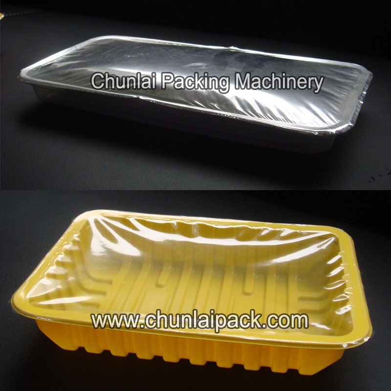 as-4 Pneumatic Plastic Container Sealer