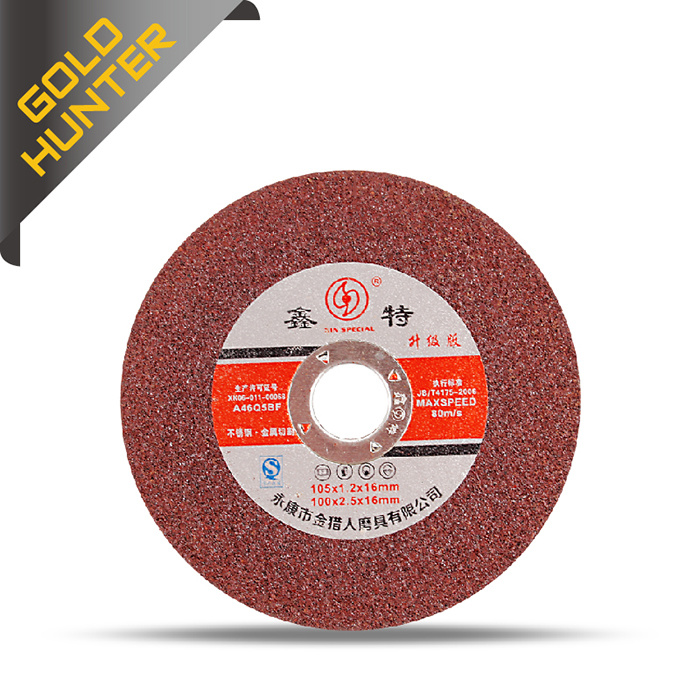 Xinte Big Size Cutting Wheel for All Metal 400